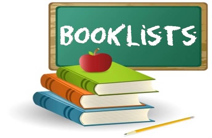 summer booklist