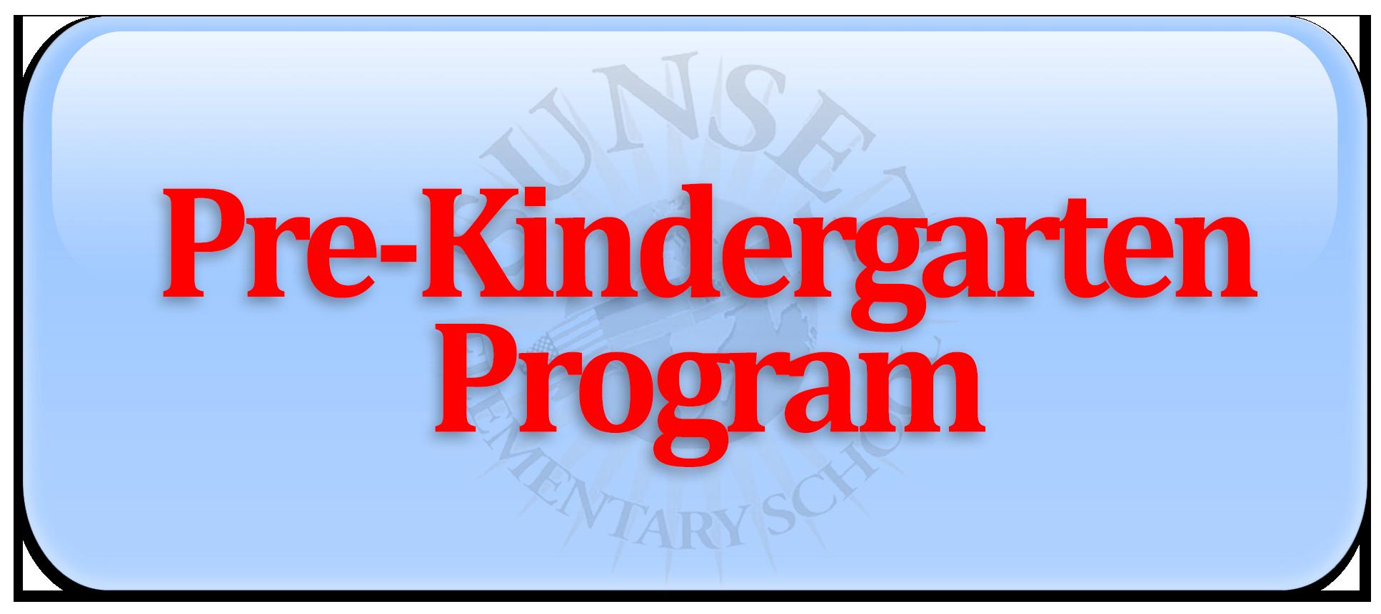 Pre K Program