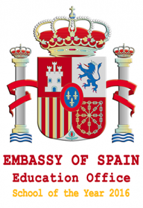 Embassy of Spain Education Office School of the Year 2016