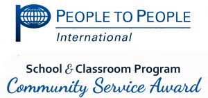 People to People Service Award