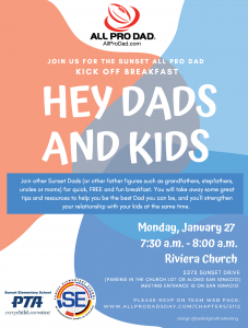 All Pro Dads and Kids Breakfast @ Riviera Church | Miami | Florida | United States