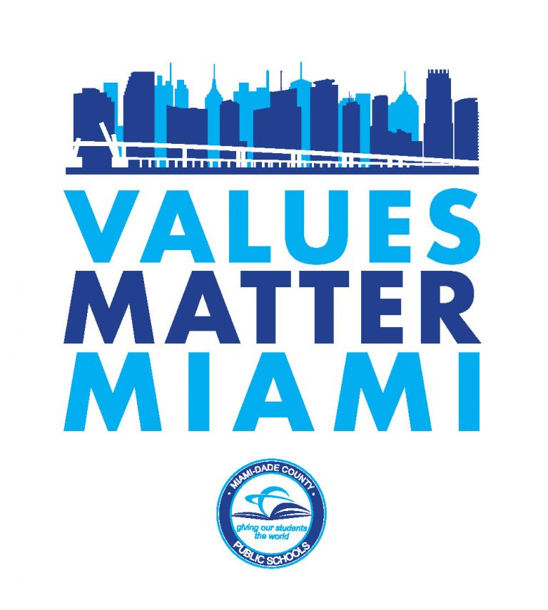 MDCPS Values Banner